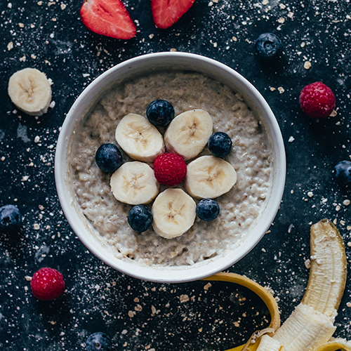oatmeal dining